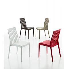 Eurosedia Soho Chair in polypropylene