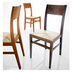 Eurosedia Alessia 100 Chair in beech