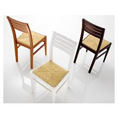 Eurosedia Aria 150 Chair in beech
