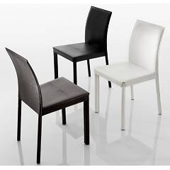 Eurosedia Giada 229 Leather-coated chair