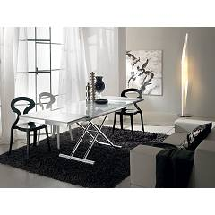 sale Eurosedia Hip-hop 604 Table Convertible L. 120 X 74