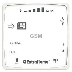 Extraflame Nordica 9278374 Module for gsm remote control