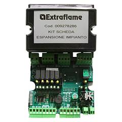 sale Extraflame Nordica 9278286 Expansion Kit System