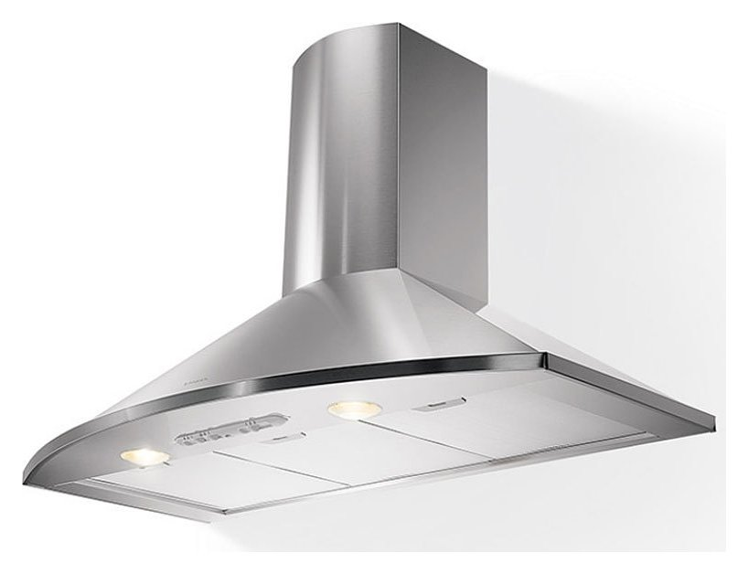 Photos 1: Faber TENDER X A120 Wall hood cm. 120 stainless steel - motor capacity 405 m3 / h