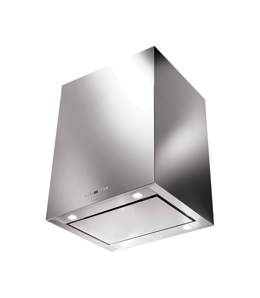 Faber CUBIA ISOLA PLUS Island hood cm. 60 - stainless steel