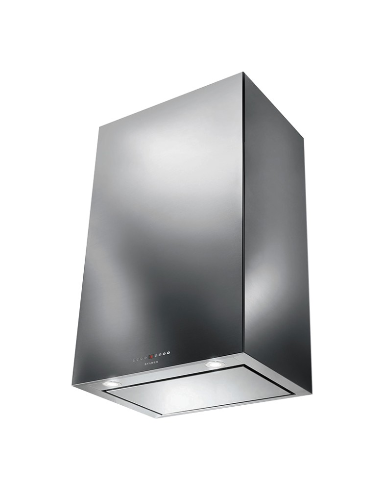 Faber CUBIA PLUS Wall hood cm. 60 - stainless steel