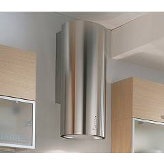 Faber CYLINDRA X Wall hood cm. 37 - stainless steel - set image