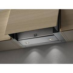 Faber 106/35 PLUS SRM LED LG A56 Built-in hood cm. 56 - light gray - ambient image