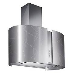 Falmec Groove Wall hood cm. 67 - stainless steel engine 800 m3 / h Mirabilia Round