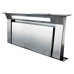 Falmec DOWNDRAFT - DESIGN+ Hood counter cm. 120 - inox