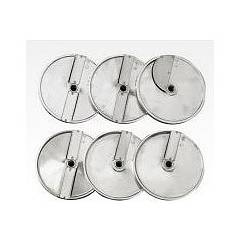 Fama Serie E8 Disc for vegetables disc for cutting delicate slices