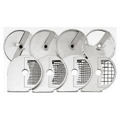 Fama Serie D10 X 10 Disc for vegetables disc for cubettare with the serie e