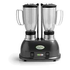 Fama Mt1d Double blender with transparent cup 2 x 1.5 lt - 2 speed - polycarbonate cup