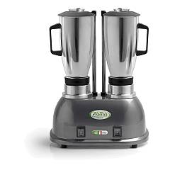 Fama Mt1di Double blender with stainless steel glass