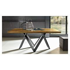 Fgf Twist Fixed table l. 220 x 100