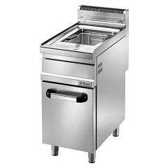 Fimar Sfm20m Gas fryer lt. 20 with large tap and basket