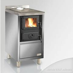 Focus Rio 45 Wooden cooking hot air natural convection 6 kw - inox