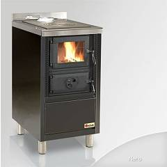 Focus Rio 45 Wooden cooking hot air natural convection 6 kw - black