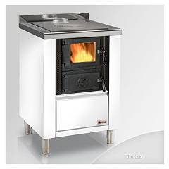 Focus Rio 60 Wooden cooking hot air natural convection 8 kw - white