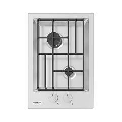 Foster 7209 032 Gas hob 35 cm - semifilo - brushed steel Fl