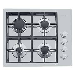 Foster 7256 032 Gas hob cm 62 - filotop - brushed steel S4000