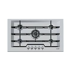 Foster 7603 032 Gas hob cm 86 - standard recessed - brushed steel Ke