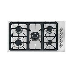 Foster 7055 062 86 cm gas hob - brushed steel Professionale