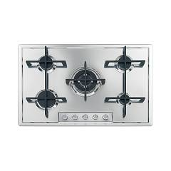 Foster 7067 062 Gas hob 76 cm - brushed steel Veronika