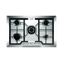 Foster 7064 062 Gas hob 76 cm - brushed steel Elettra