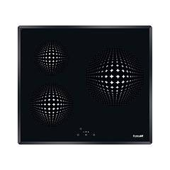 Foster 7331 231 Induction top cm 60 - filotop / semifilo - black crystal Elettra Induction