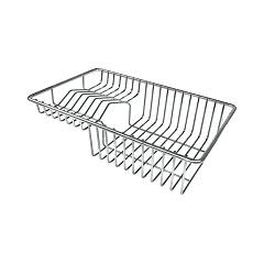 Foster 8100 303 Stainless steel plate rack - cm 21.4x37.9 Scolapiatti