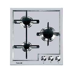 Foster 7063 052 Gas hob cm 44 - brushed steel Veronika