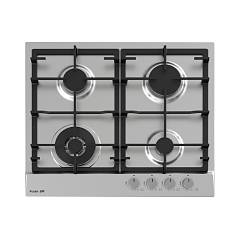 Foster 7014032 Gas hob 58 cm - brushed stainless steel Power