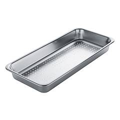 Franke 112.0199.112 Perforated tray 19 x 41 - stainless steel