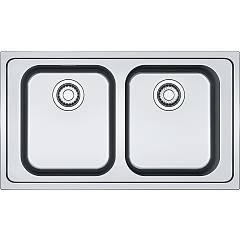 Franke Srx 620-86 Smart Recessed sink 86 x 50 inox 101.0356.666 Smart