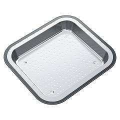 Franke 112.0199.086 Perforated tray 37 x 41 - stainless steel