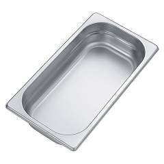 Franke 0390184 Stainless steel gastronorm tray 17.5 x 32.5