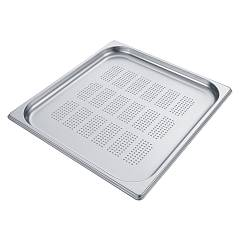 Franke 0390182 Stainless steel perforated gastronorm pan 32.4 x 35.4