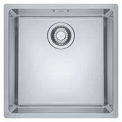 Franke Mrx 110-40 1 undermount sink sink 40 x 40 - satin stainless steel Maris