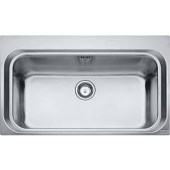 Franke Aex 610 Stainless steel sink cm 86 x 51 101.0198.559 Acquario Line