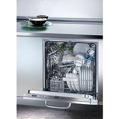 Franke Fdw 614 D10p A+++ Built-in dishwasher 59.5 cm - 14 place settings - total integrated 117.0525.121
