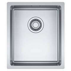 Franke Npx 110-34 Undermount sink 34 x 40 cm brushed stainless steel - 122.0251.506 Neptune Plus