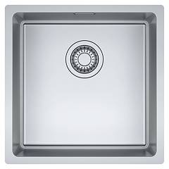 Franke Npx 110-40 Undermount sink 44 x 44 cm brushed stainless steel - 122.0437.945 Neptune Plus