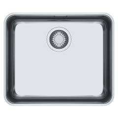 Franke Anx 110-48 48 x 40 sink 1 bowl - stainless steel Aton