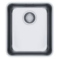Franke Anx 110-34 1 undermount sink 34 x 40 - stainless steel Aton