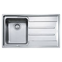 Franke Anx 211-86 Filotop sink 86.4 x 51.4 inox - right draft 127.0204.400 Aton