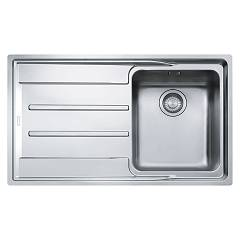 Franke Anx 211-86 Sink filotop 86.4 x 51.4 inox - left dropped 127.0204.401 Aton