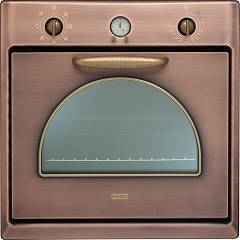 Franke Cm 65 M Co Multifunction electric oven 60 cm - copper Country