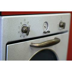 Franke CM 65 M WH multifunction electric oven white finish - detail