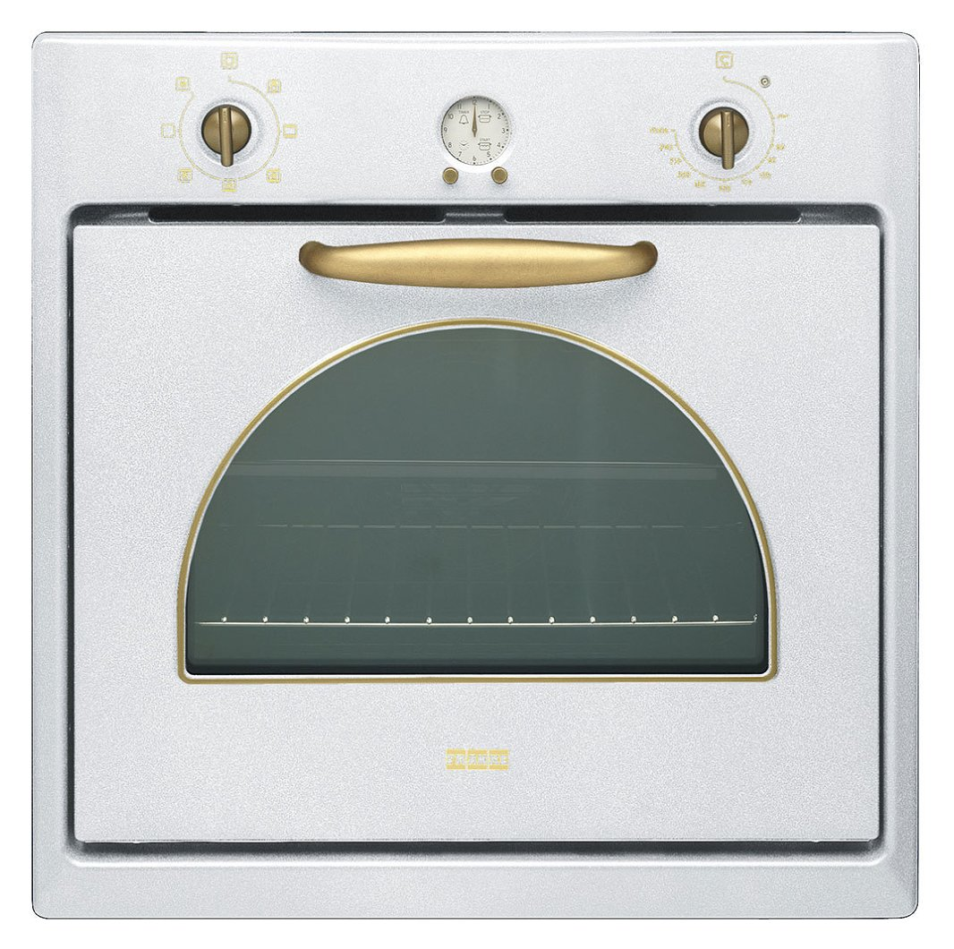 Photos 1: Franke CM 65 M WH Country Built-in oven cm. 60 - bianco 116.0183.269